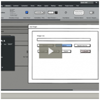 wireframe with Balsamiq